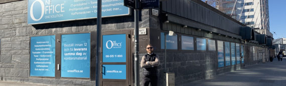 One Office öppnar nytt lager