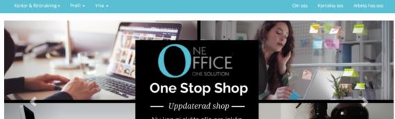 Uppdaterad webshop!